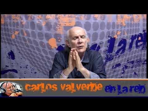 Carlos Valverde en la red: Programa del día lunes 02-12-2019