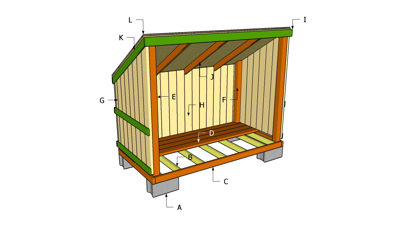 Small Metal Storage Sheds Free Plans How To Build A Wooden Shed