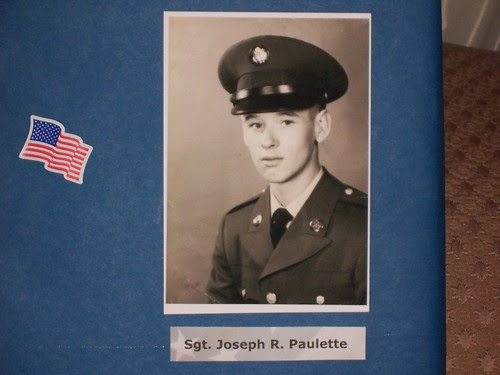 Sgt Joseph Paulette