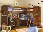 Awesome Cool Bunk Bed Design For Kids Bedroom | fascinating ...