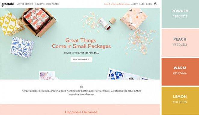 Blog Sribu : 9 Skema Warna Website yang Dapat ...