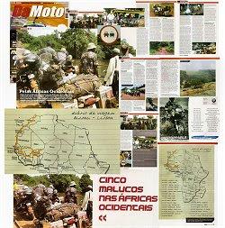 Bissau Lisboa 2007 Frazão - Da Moto