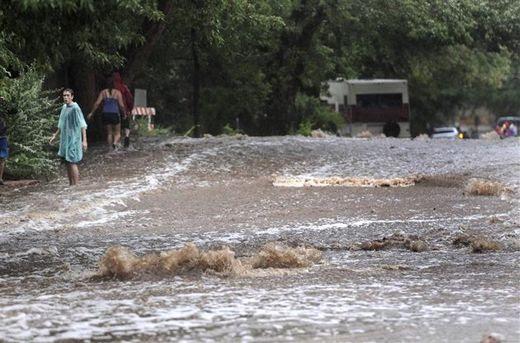Boulder, Colorado, inondations