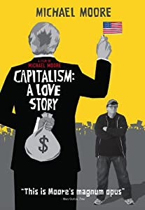 """Cover of """"Capitalism: A Love Story"""""""