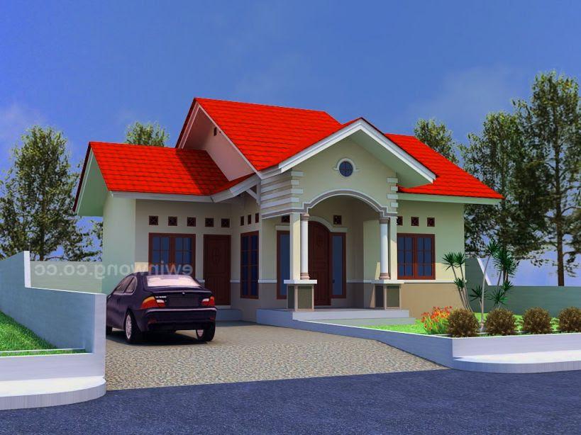 54 Gambar Rumah Indah Di Desa Terbaru