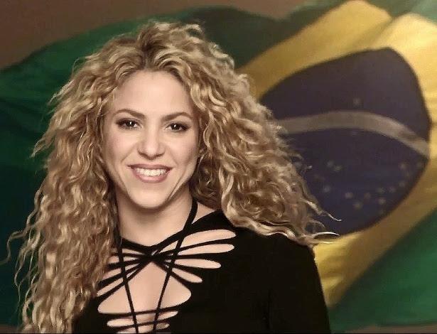 A mais pop: com 100 milhões de fãs no Facebook, Shakira é celebridade nº 1