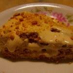 Receita de Bolo de Bolacha com creme de leite condensado