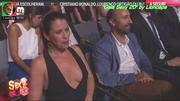 Andreia Vale sensual na gala Sexy 20