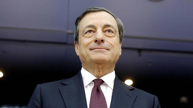 Ντράγκι: Εξαιρετικός αντιπρόεδρος της ΕΚΤ ο Λουκάς Παπαδήμος