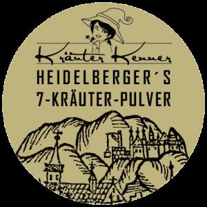Heidelberger´s 7-Kräuter-Pulver - Kräuter Kenner