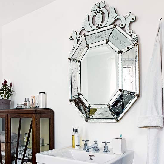 Bathroom | Take a tour around a London home filled with antique treasures | House tour | Livingetc | PHOTO GALLERY