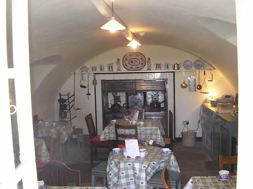 The Tea Room, Kellie Castle, Fife