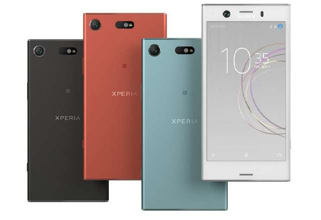 Sony Xperia XZ1 Compact In Colors