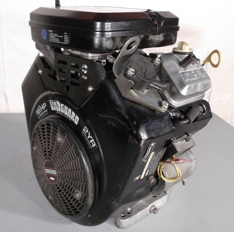 Used Vanguard 18HP Engine – Cutter Equipment Company ...