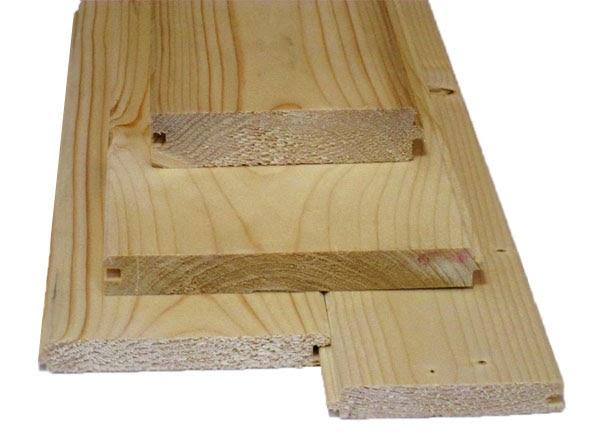 Parlando di legno sdm s a s di mozzato legno per for Perline bricoman