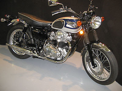 2000 Kawasaki W650 Ej650 Motorcycles For Sale