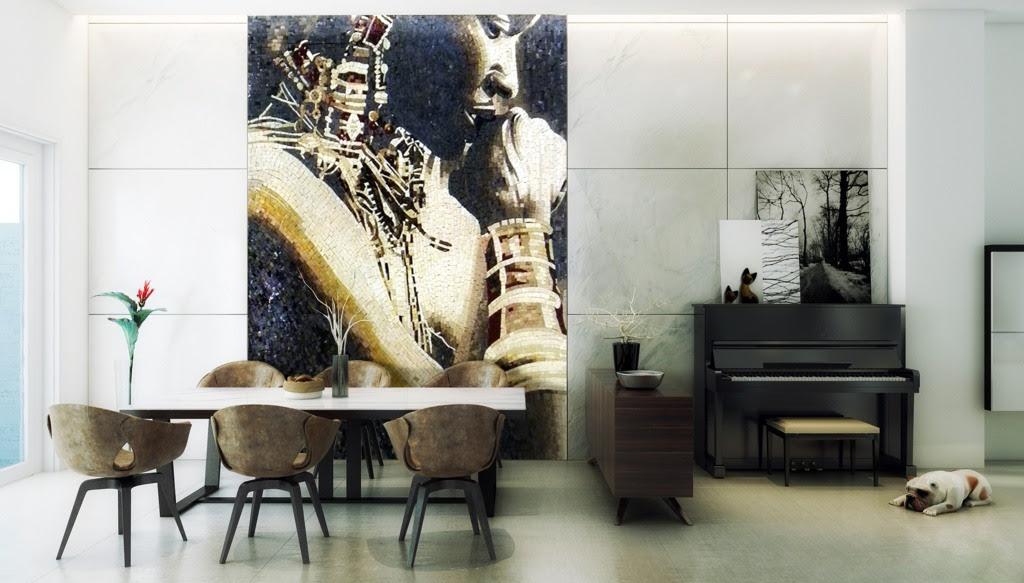 Home Decor: 5 Types of Mosaic Art