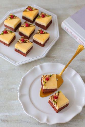 バレンタイン チーズ ケーキ バレンタイン♪ベイクドチョコチーズケーキ
