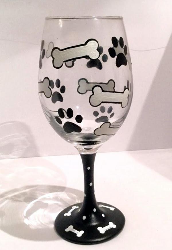 Artistic wine glass painting ideas (4)