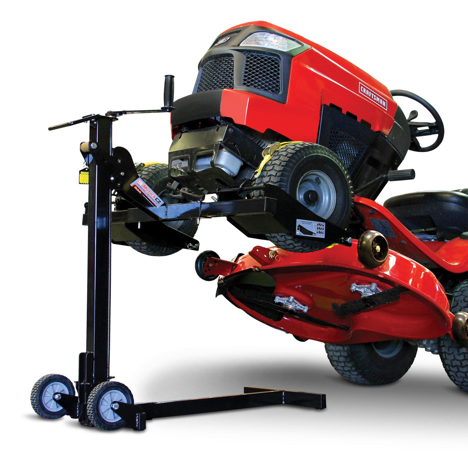 UPC MoJack EZ Lawn Mower Lift