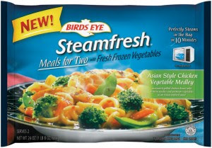 birdseye 300x209 Birds Eye Steamfresh $1 off Coupon Makes it Just 27¢ at Target