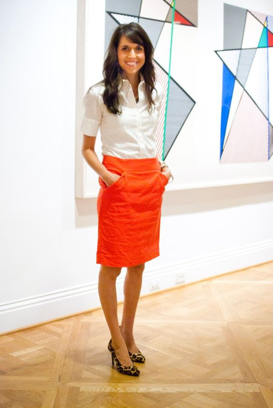 What I Wear to Work: The Phillips Collection