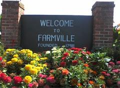 Farmville by Teckelcar