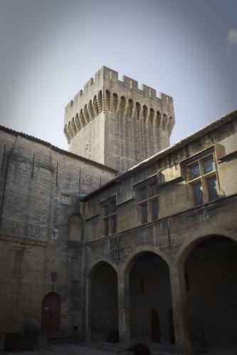Château de L'Emperi - Salon