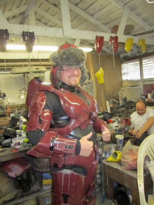 Armor Chris