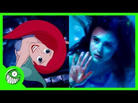 10 Extrañas Películas (Live Action) De Disney