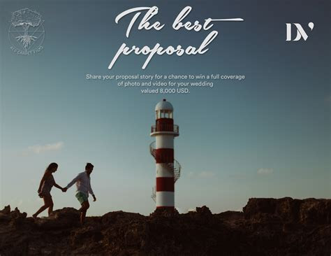 The Best Proposal Contest 2019: Win Up To US$8k Worth For