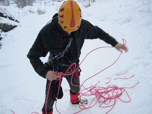 Fabio e il fastidio delle corde nuove...