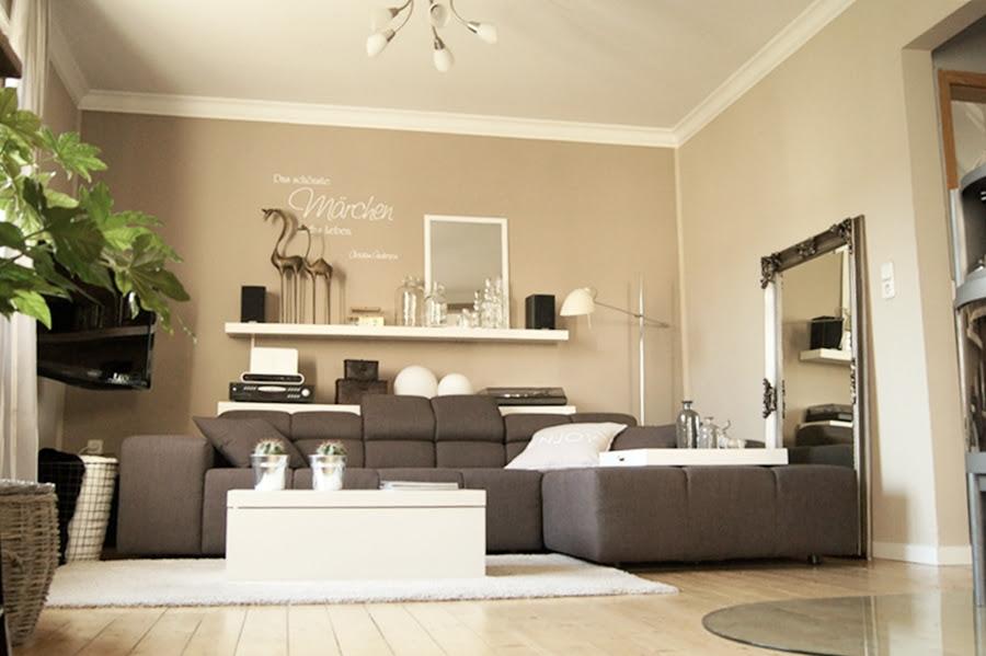Wohnzimmer Renovieren Ideen Bilder   Einladendes ...