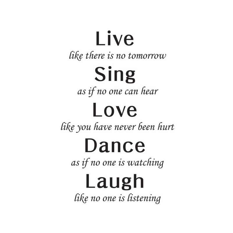 Quotes About Live Love Dance 23 Quotes