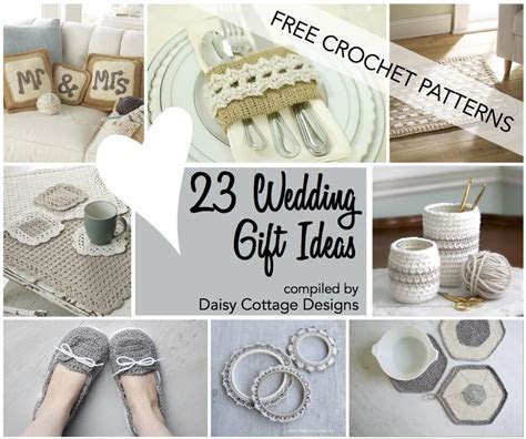 Wedding Crochet Patterns: 23 Free Crochet Patterns   Daisy
