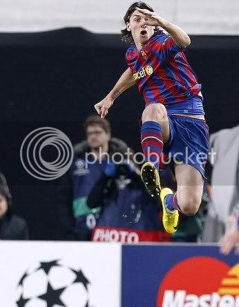 Ibrahimovic festejava golo em Estugarda