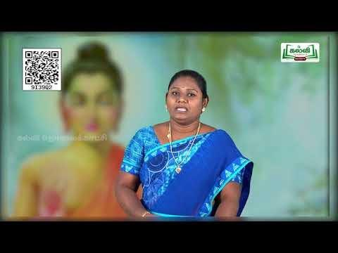 6th Social science மாபெரும் சிந்தனையாளர்களும் புதிய நம்பிக்கைகளும் பருவம் II அலகு 2 பகுதி1Kalvi TV