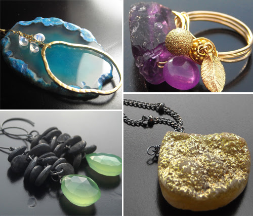 sparkle couture handmade colorful gemstone jewelry