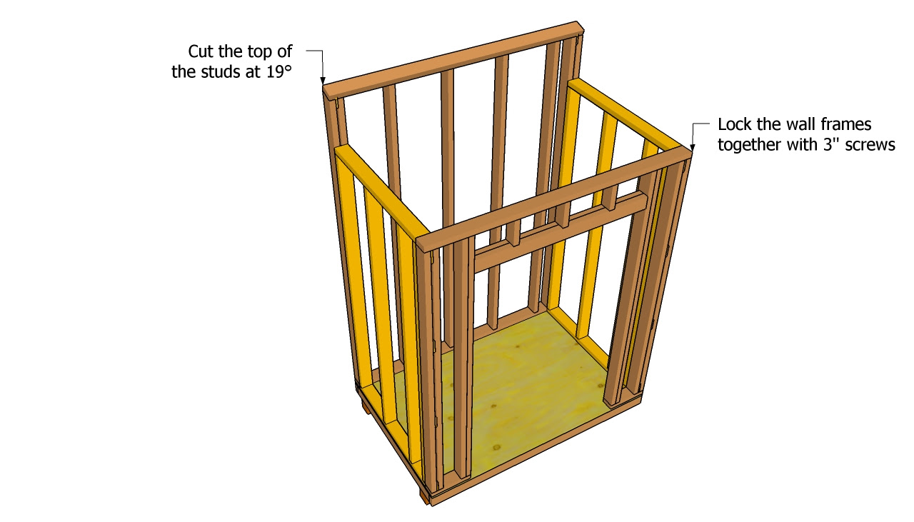 Denny: Complete Free Small Lean To Shed Plans