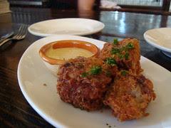 Pork Belly Nuggets @ Magnolia Pub/Brewery