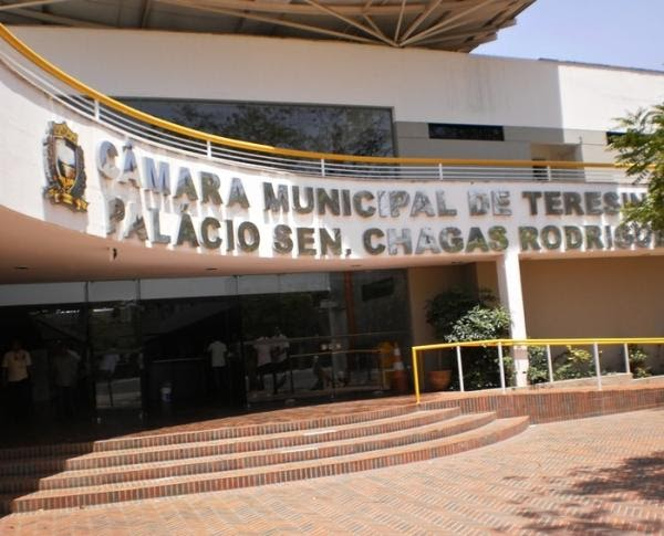 OPORTUNIDADE - Câmara Municipal de Teresina se pronuncia sobre possível concurso