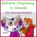 Extreme Couponing in Canada