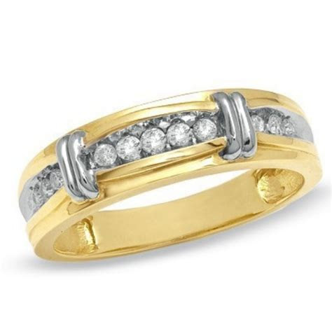 Wedding rings designed by Zales