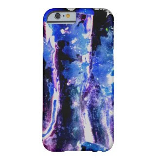 Sapio Abstract Art on iPhone 6/6S iPhone Case Barely There iPhone 6 Case