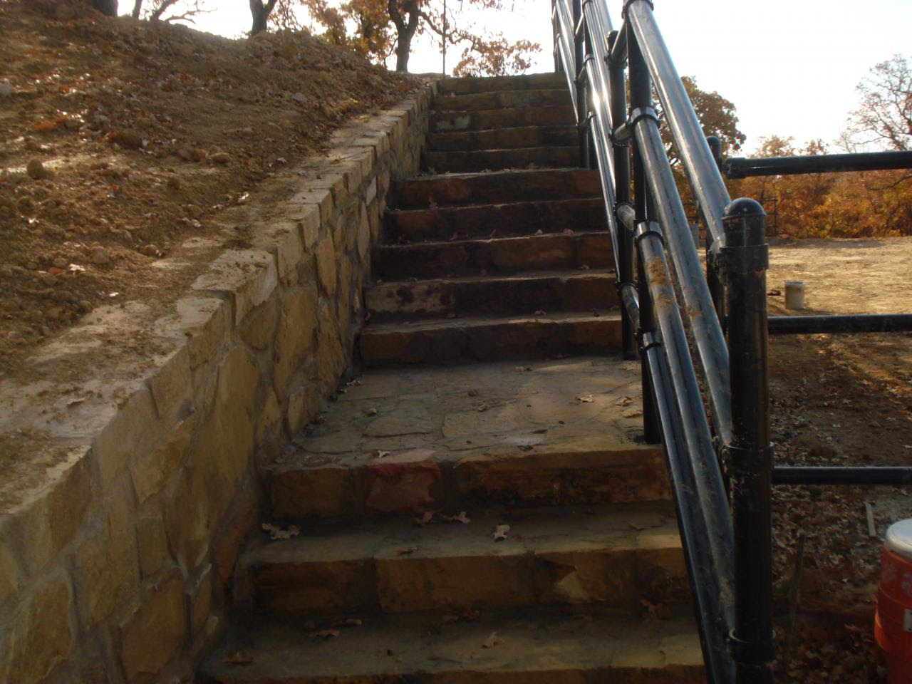 Here You Go Fort Worth Landscaping Retaining Walls