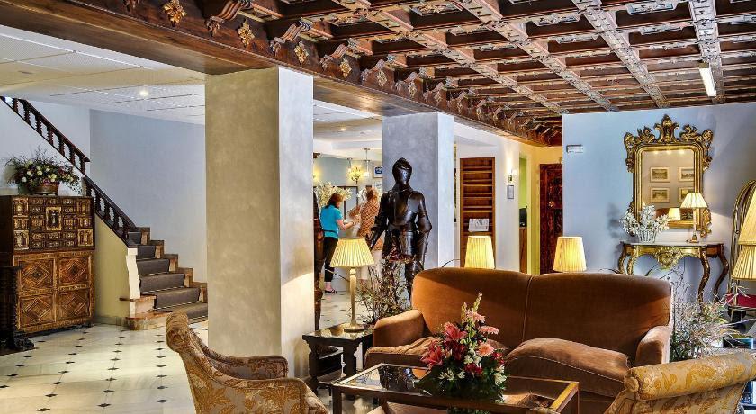 Resultado de imagen de hotel murillo sevilla