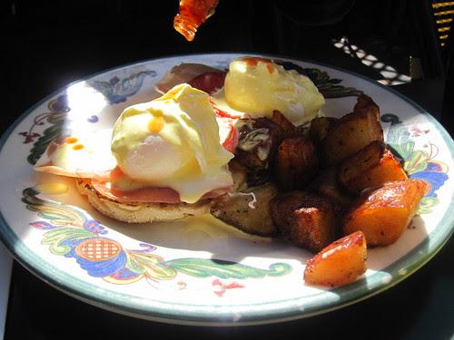 Poached Eggs Monaco