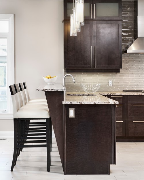 Designing Home: Kitchen cabinet colour trends