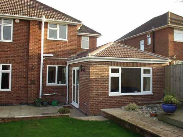 Single Story Extension Cost >> Family Room Extension Cost