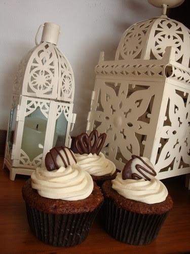 """Cupcakes  """"2 chocolates"""" by Menina Prendada -"""